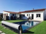 Vendee – Single Storey Villa with Gite & Pool