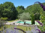 Detached Provencal Villa with In-Ground Pool. Stunning Setting