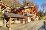 A pristine 5 bedroom chalet on the south facing hillside, within a short walk to Samoens centre.