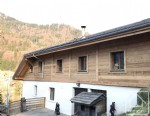 A 3 bedroom chalet, plus studio and large workshop, with potential for further development.