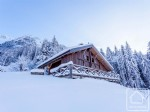 Newly renovated and equipped off-grid alpine farmhouse with panoramic views across Lake Geneva