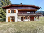 4 bedroom chalet situated in a quiet hamlet, between Saint Gervais and Les Contamines.