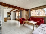 RENOVATION PROJECT  4 bedroom duplex apartment in the heart of Les Gets