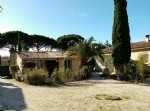 Stone loft of 55 m²  in the heart of a 9645 m² park and its stone priory.