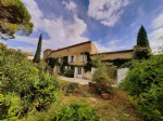 Near Pezenas, bourgeoise home with 400 m² of fully renovated living space, pool and park.