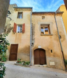 Renovated character village house in the heart of the historical part of the village.