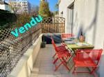Meudon-les montalets, penthouse 89 m2 4 rooms 3 bedrooms