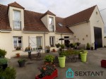 5 minutes from gournay en bray, in a village with shops and amenities