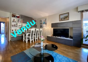 Beautiful apartment-terraces 3rd floor 88 m2 4 rooms 3 bedrooms 1 parking 1 cellar