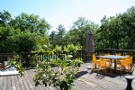 200 m2 wooden architect house with swimming pool in the lot