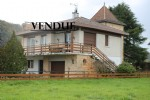 8-room house terrasson center 150 m2 with garage
