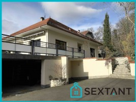 Superb villa at the gates of pau with a view of the pyrenees