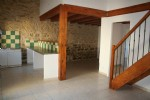 Village house, completely renovated, stones, wood