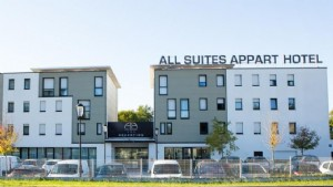 Rental investment - pau - residence all suites appart hotel *** - 5.24% return