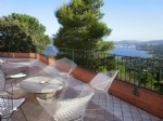 Sumptuous sea view, baroque-style villa on the heights of porto-vecchio