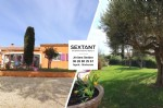 Villa with all comfort, nice garden, garage and swimming pool.