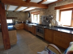 Amazing property, 10mins to treignac, 4 bed renovated barn, with 3 bed renovated farmhouse, barn an