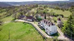 High-end restored property: swimming pool and multiple outbuildings on 8 hectares