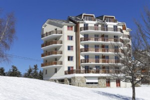 Rental investment - ax les thermes - residence les balcons d'ax - 4.94% return