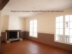 Townhouse with 3 bedrooms, garage and interior courtyard