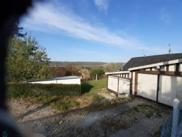 Panoramic view, country house to renovate