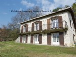4 bedrooms house in the countrryside 20mns from st emilion