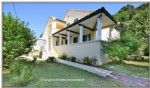 Large detached house, 5 bedrooms, 3 wash rooms, on a 1350m2 site with option for swimming pool.