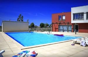 Rental investment - cornebarrieu - residence le silverlodge des cedres bleu *** - 5.56% return