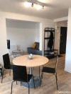 Charming furnished apartment of 46 m2 100m from the beach of saint valery en caux