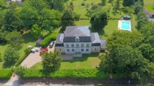 Prestigious maison de maitre located in a village 30mns from bergerac