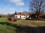 Only 14 km from alencon, beautiful double longere of 250 m2 and 190 m2 on 6,500 m2 of land approx.