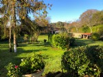 Ancient village house in good order, quiet location with potential and garden.