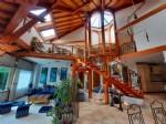 Unique & original architect's house - 9 pcs - 6 bedrooms - 280m² (445 m² useful) - swimmin