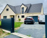Beautiful contemporary house of 141 m2 in franquevillette