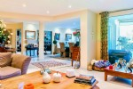 Four bedrooms apartment- ground floor with two private gardens