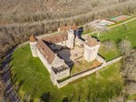 Exceptional medieval castle completely restored