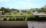3-room apartment 73 m2 sea and port view