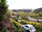 Small charming property type 5 in hamlet with wooded park, land, source