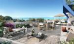 Luxury t4 facing the sea