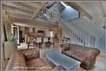 Sigoules near, stone house completely renovated inside, garage, covered terrace, land of 973 m2 for
