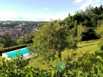 Large charming villa in the heart of a wooded park closed with its swimming pool