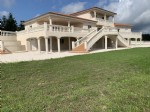 Villa of 305m2 4 bedrooms, large fitted kitchen on a large living room
