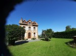 Renovated mansion with above ground pool marais vernier