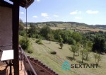 House of character 8 rooms with garden with impregnable views, voutee cellar (200 years), terrace