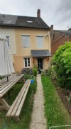 Ideal investor townhouse 4 bedrooms in the heart of longueville sur scie