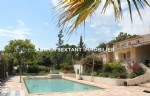 Luxury villa with pool located in hyères-les-palmiers, french rivieira
