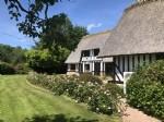 Norman house near rouen