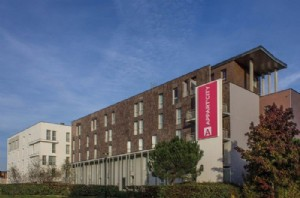Rental investment - saint-herblain - residence appart'city confort nantes ouest st herblain **