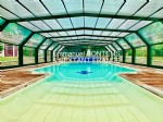 2.2 ha property with swimming pool, tennis 10 minutes from the beaches