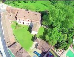 13th century manor house, 9 bedrooms, swimming pool and outbuildings